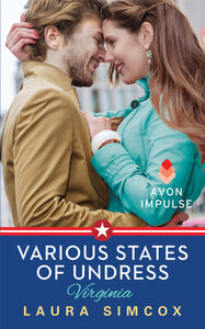 Ebook in inglese Various States of Undress: Virginia Simcox, Laura