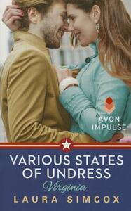 Various States of Undress: Virginia - Laura Simcox - cover