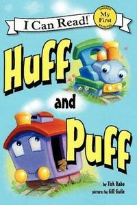 Huff And Puff - Tish Rabe - cover
