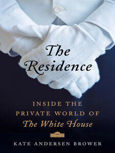 Ebook in inglese The Residence Brower, Kate Andersen
