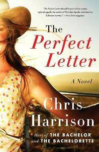 The Perfect Letter: A Novel - Chris Harrison - cover