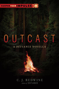 Ebook in inglese Outcast Redwine, C. J.
