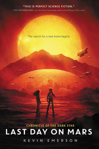 Ebook in inglese Last Day on Mars Emerson, Kevin