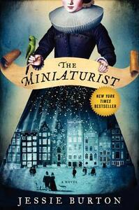 The Miniaturist - Jessie Burton - cover