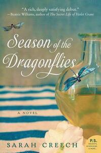Season of the Dragonflies - Sarah Creech - cover
