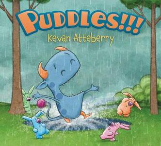 Puddles!!! - Kevan Atteberry - cover