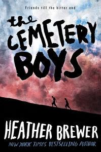 Foto Cover di The Cemetery Boys, Ebook inglese di Heather Brewer, edito da HarperCollins