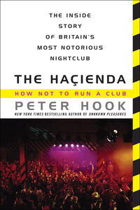 Ebook in inglese Hacienda Hook, Peter