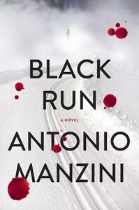 Black Run - Antonio Manzini - cover