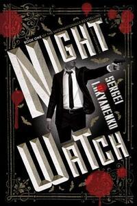 Night Watch - Sergei Lukyanenko - cover
