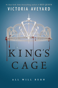 Ebook in inglese King's Cage Aveyard, Victoria