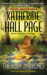The Body in the Birches: A Faith Fairchild Mystery - Katherine Hall Page - cover