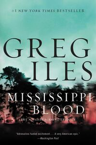 Ebook in inglese Mississippi Blood Iles, Greg