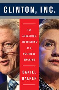 Ebook in inglese Clinton, Inc. Halper, Daniel