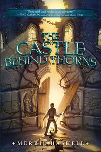 Ebook in inglese Castle Behind Thorns Haskell, Merrie