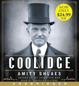 Coolidge - Amity Shlaes - cover