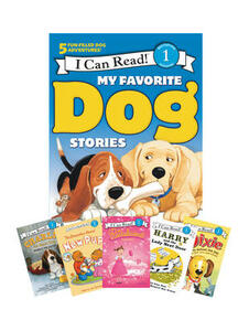 My Favorite Dog Stories: Learning to Read Box Set - Various - cover