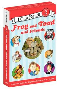 Frog and Toad and Friends Box Set - Various,Jeff Brown,John Grogan - cover