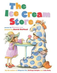 The Ice Cream Store - Dennis Lee - cover
