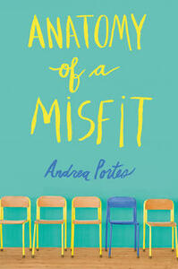 Anatomy of a Misfit - Andrea Portes - cover