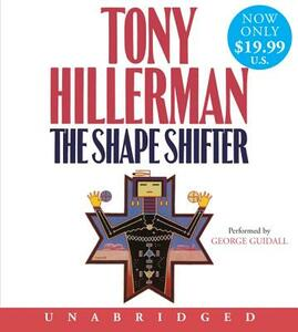 The Shape Shifter [Unabridged Low Price CD] - Tony Hillerman - cover