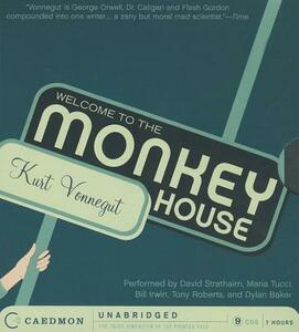 Welcome To The Monkey House [Unabridged Low Price CD] - Kurt Vonnegut - cover