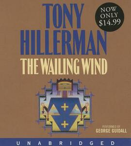 The Wailing Wind - Tony Hillerman - cover