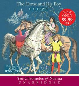 The Horse and His Boy - C S Lewis - cover