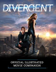 Foto Cover di Divergent Official Illustrated Movie Companion, Ebook inglese di Kate Egan, edito da HarperCollins