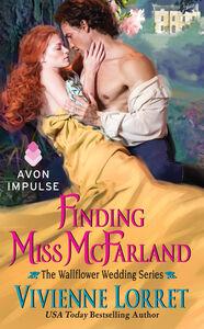 Ebook in inglese Finding Miss McFarland Lorret, Vivienne