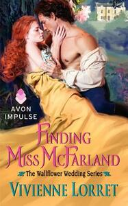 Finding Miss McFarland - Vivienne Lorret - cover