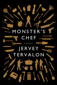 Ebook in inglese Monster's Chef Tervalon, Jervey