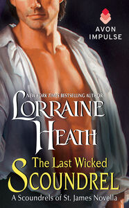 Foto Cover di The Last Wicked Scoundrel, Ebook inglese di Lorraine Heath, edito da HarperCollins
