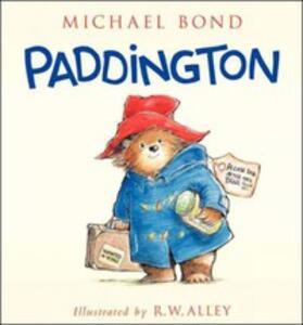 Paddington - Michael Bond - cover