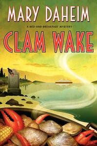 Clam Wake - Mary Daheim - cover