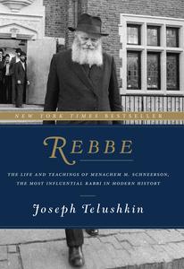 Ebook in inglese Rebbe Telushkin, Joseph