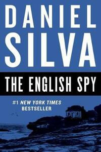 The English Spy - Daniel Silva - cover