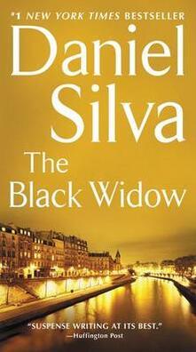 The Black Widow - Daniel Silva - cover