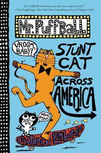 Ebook in inglese Stunt Cat Across America