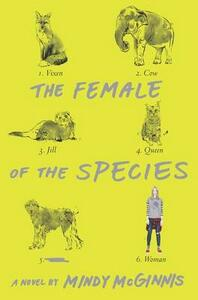 The Female of the Species - Mindy McGinnis - cover