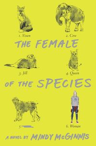 Ebook in inglese The Female of the Species McGinnis, Mindy