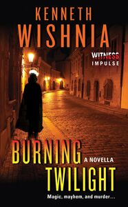 Foto Cover di Burning Twilight, Ebook inglese di Kenneth J. Wishnia, edito da HarperCollins