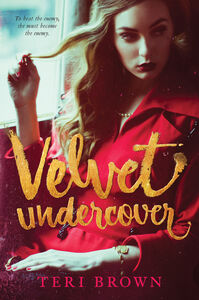 Foto Cover di Velvet Undercover, Ebook inglese di Teri Brown, edito da HarperCollins