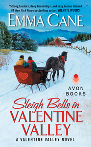 Ebook in inglese Sleigh Bells in Valentine Valley Cane, Emma