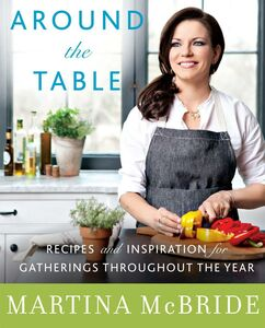 Ebook in inglese Around the Table Cobbs, Katherine , McBride, Martina