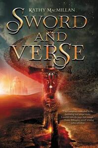 Sword and Verse - Kathy MacMillan - cover