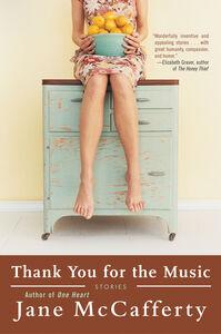 Foto Cover di Thank You for the Music, Ebook inglese di Jane McCafferty, edito da HarperCollins