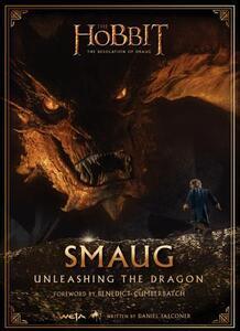 Smaug: Unleashing the Dragon - Daniel Falconer - cover