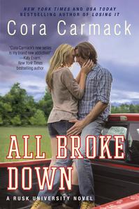 Ebook in inglese All Broke Down Carmack, Cora