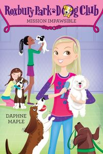 Foto Cover di Mission Impawsible, Ebook inglese di Daphne Maple,Annabelle Metayer, edito da HarperCollins